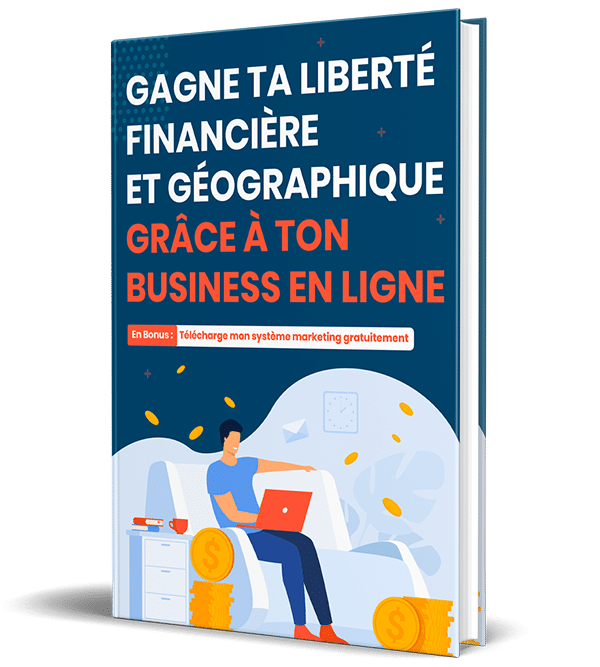 Gagne ta liberté Financière et Géographique grâce à ton business en ligne - Damien Menu