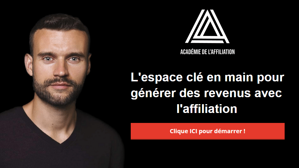 L'Académie de l'Affiliation d'Anthony Nevo