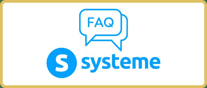 FAQ Systeme.io
