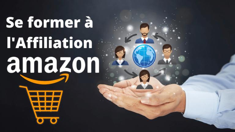 Se former à l'affiliation Amazon